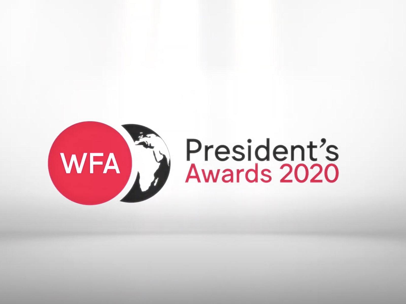 Il progetto NESSIE di UPA e Neodata Group premiato da WFA con il President's Award