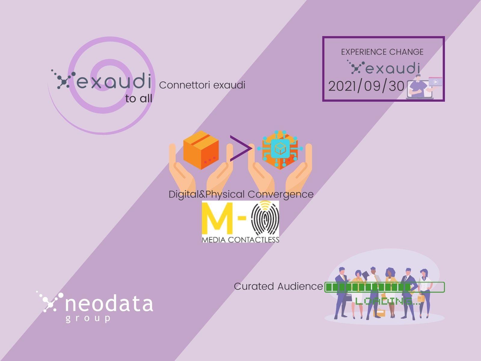 exaudi Audience Platform: le chiavi degli ecosistemi Digital nel prossimo webinar